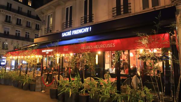 Terrasse - Sacré Frenchy !, Paris