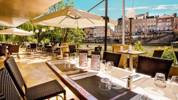 La Terrasse - L'Assiette au Boeuf, Metz