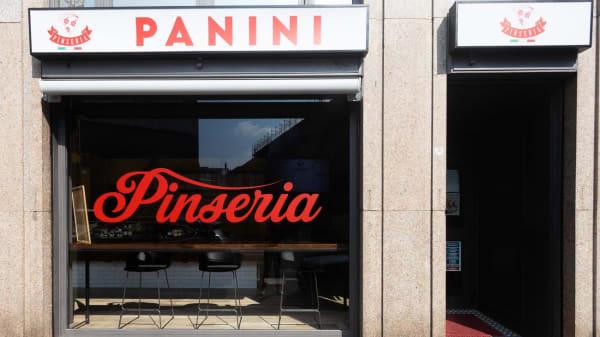 Pinseria SB, Monza