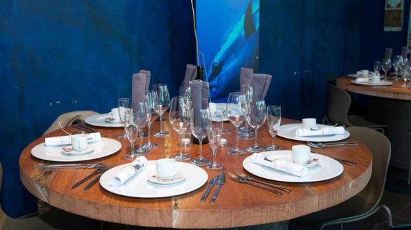 sala do restaurante - Lazuli - Estórias do Mar, Porto Salvo