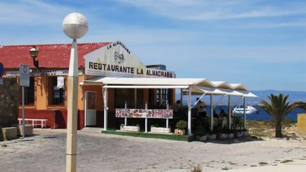Fachada - La Almadraba, Alicante