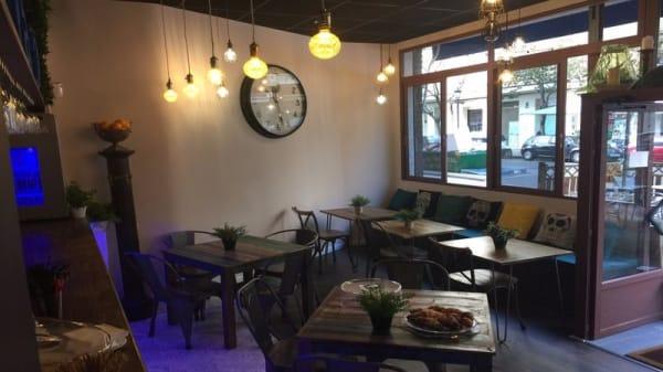 Sala 1 - Palardi Eat-Drink-Lounge, Valencia