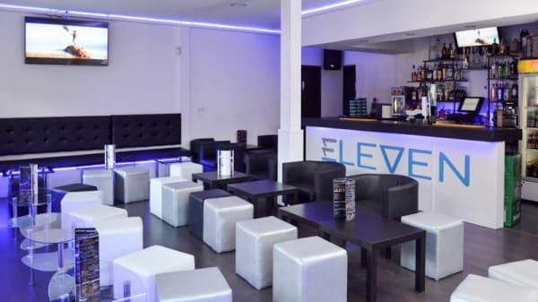 Vista sala - Eleven, Toledo