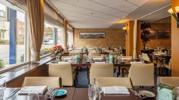 Het restaurant - Restaurant Ambiance, Den Haag