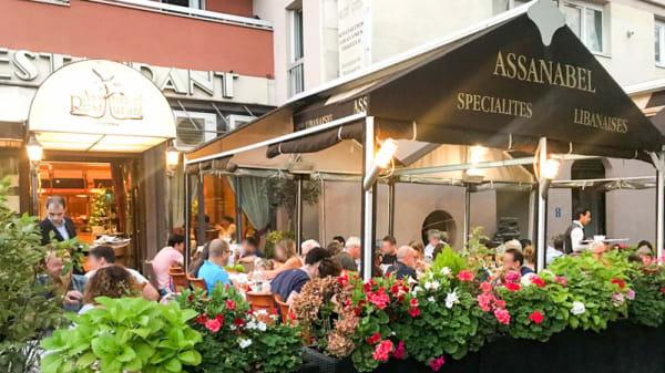 Terrasse - Assanabel Alésia, Paris