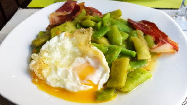 Sugerencia de plato - La cocina de San Roman, Madrid