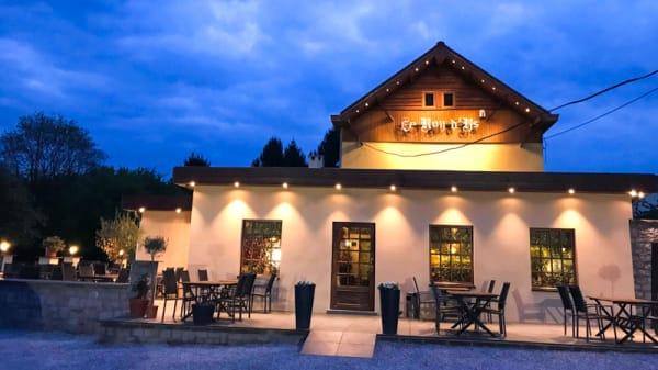 Restaurant - Le Roy d'Ys, Fontaine-l'Évêque