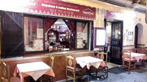 Terraza - Namaste Nepali & Indian Restaurant, Nerja