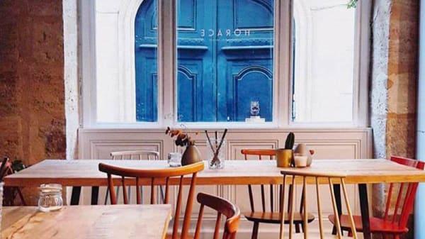 Salle du restaurant - Horace, Bordeaux