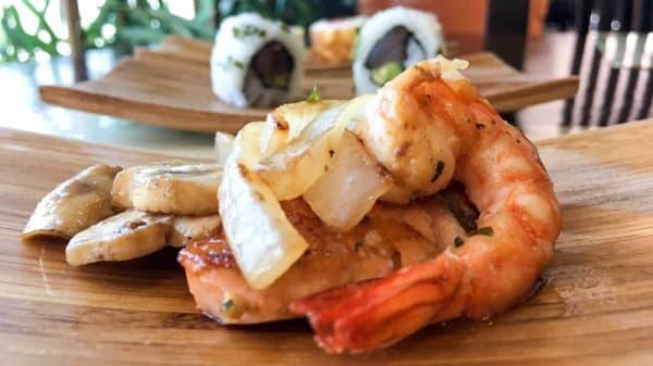 Sugestão do chef - Sakura Picoas, Lisbon