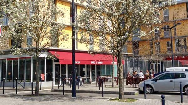 exterieur - L'Daron, Bordeaux