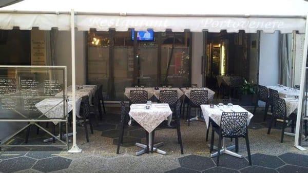 Terrasse - Portovenere, Nice