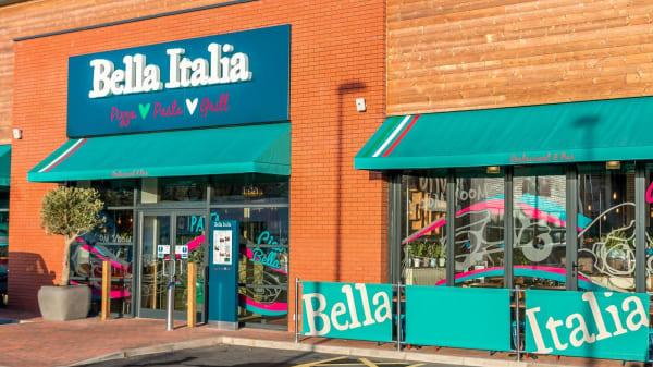 Bella Italia - Peterborough, Peterborough