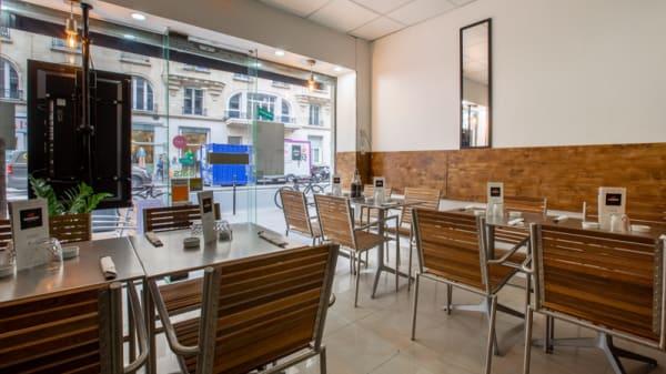 Vue de la salle - SushiMudo, Paris