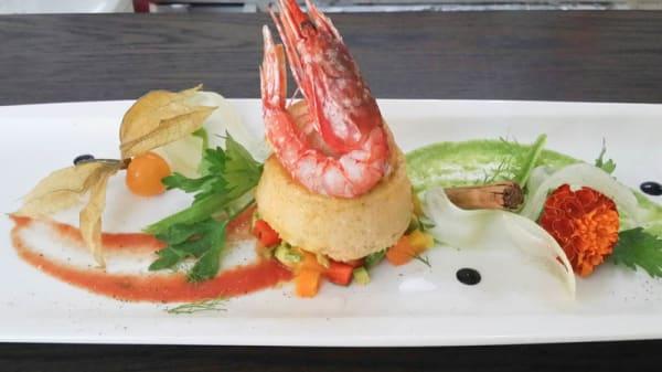 Suggerimento dello chef - La Perla Del Fortino, La Spezia
