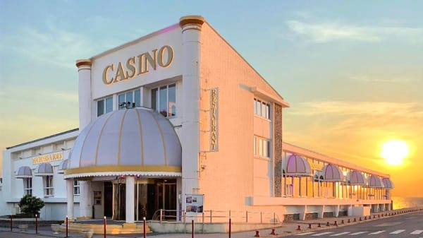 Restaurant - Casino de Cayeux-sur-Mer, Cayeux-sur-Mer