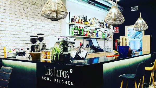 Vista del interior - Las Lunas Soul Kitchen, Valencia