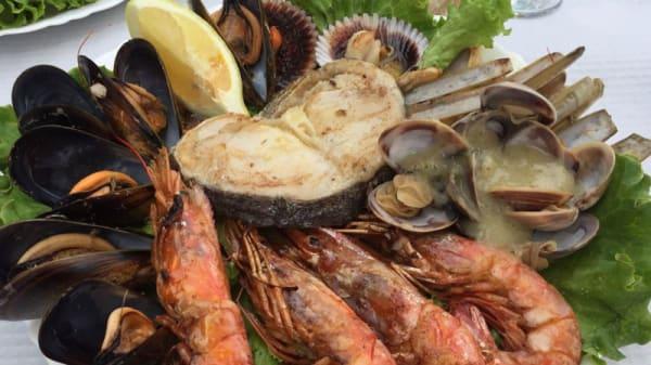 Sugerencia de plato - Maruxía, Finisterre