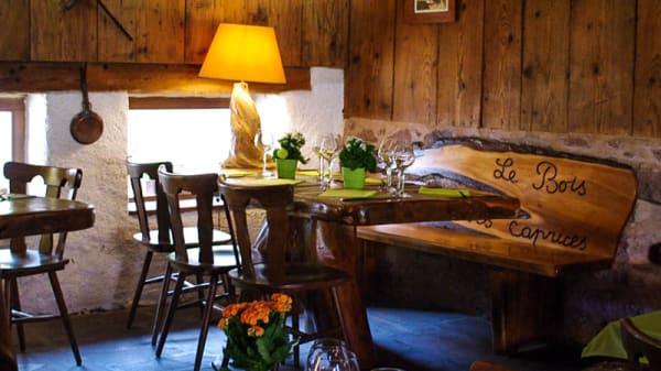 le bois des caprices - Auberge S' Waldstebel, Thannenkirch