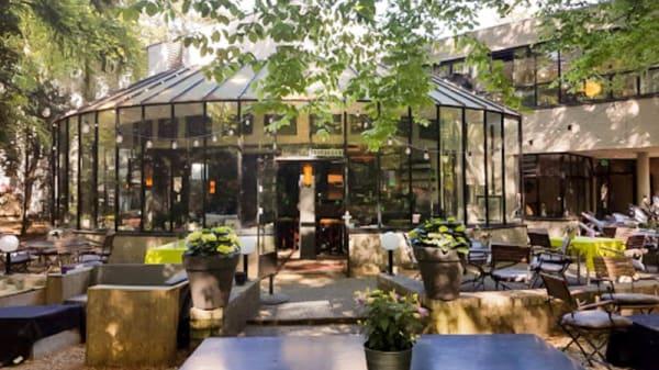 Terras - Wisseloord Café, Hilversum