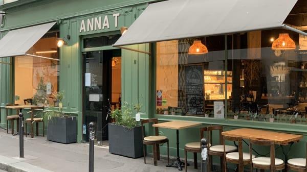 Entrée - Anna T., Paris