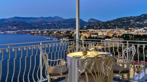 Calypso - Hotel Belair, Sorrento