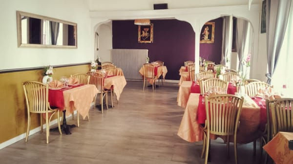 Salle du restaurant - The Tiger, Nancy