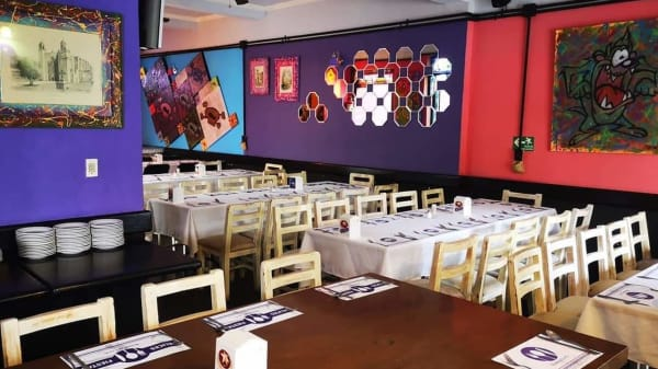 Juana La Loca Resto Bar, Mexico City