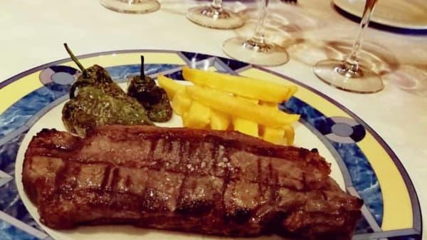 Sugerencia del chef - Masia Can Trabal, Cornella De Llobregat