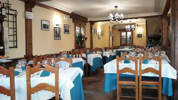 Vista sala - El Chorrillo, Palazuelos De Eresma