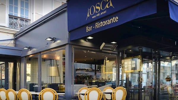 Façade - Ristorante Tosca, Boulogne-Billancourt