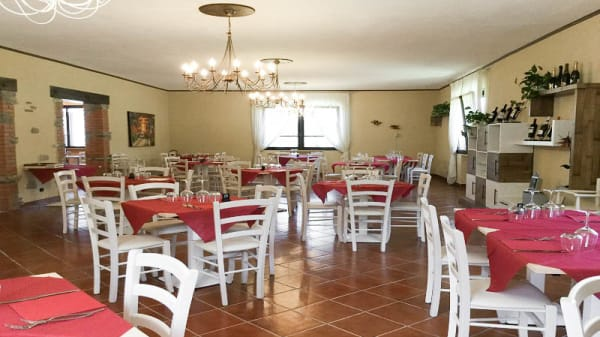 Vista sala - Villa di Cassano, Villa di Cassano