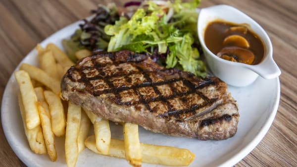 Steak - Grand Hotel, Frankston (VIC)