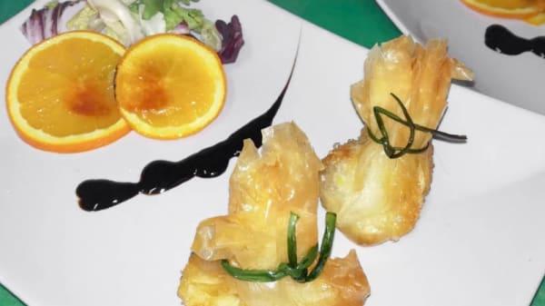 Sugerencia del chef - Paladares, Sevilla