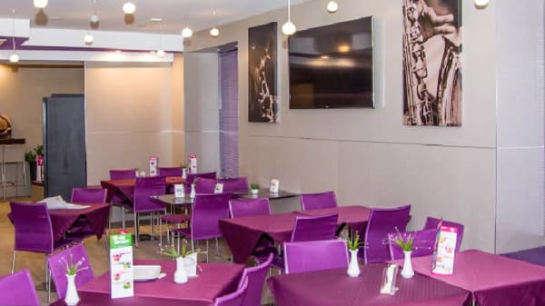 Vista sala - Diablo Restaurant Loungebar, Avellino