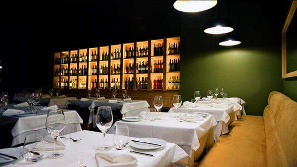 Sala - Cacau Wine Terrace, Porto