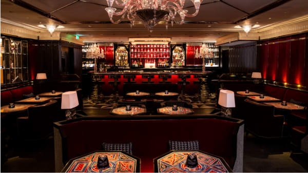 Baccarat Bar, London