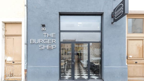 Entrée - The Burger Shop, Villeurbanne
