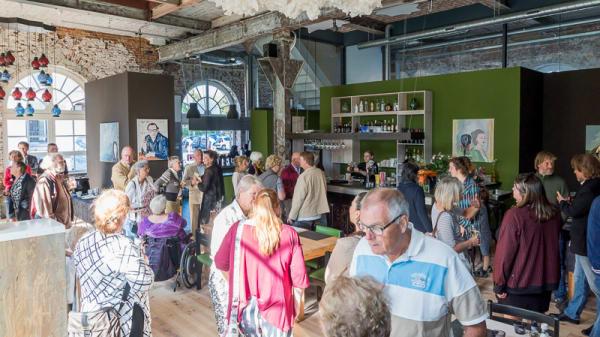 Restaurant - Kunst en Kitchen Den Helder, Den Helder