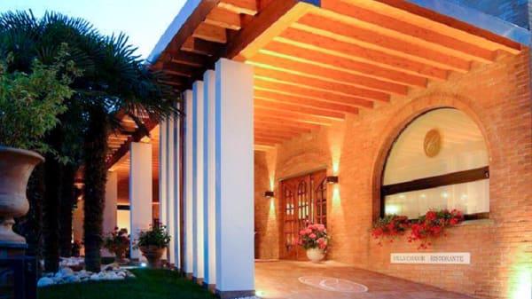 Entrata - Villa Cavour, Bottanuco