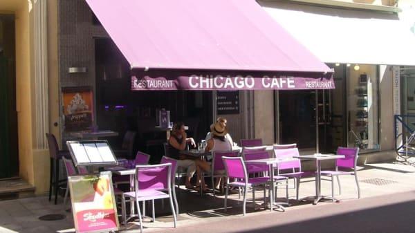 Restaurant - Chicago Café, Cannes