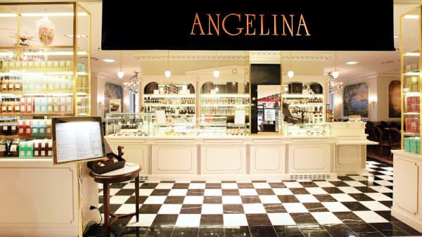 Entrée - Angelina, Lyon