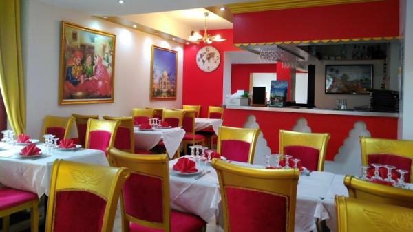 Vue de la salle - Le Punjab Grill, Châteaudun