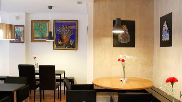 Interior - Del Gourmet, Madrid