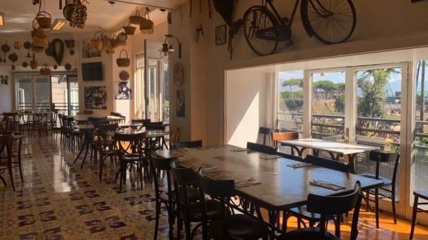 San Carlo 17 - Trattoria e Pizzeria, Napoli