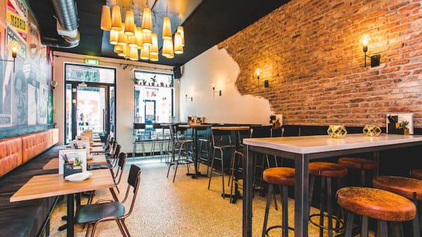 Restaurant - Barzza, Den Bosch