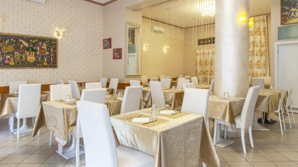 Vista sala - Curry Twist, Milano