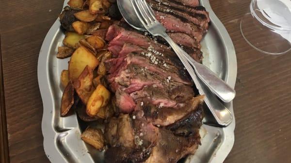 plat peut être proposé - Brasserie d'Orleans, Pau