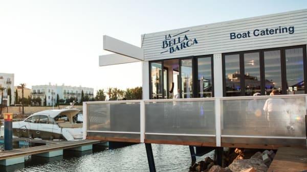 Esplanada - La Bella Barca, Quarteira