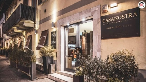 Entrata - Casanostra